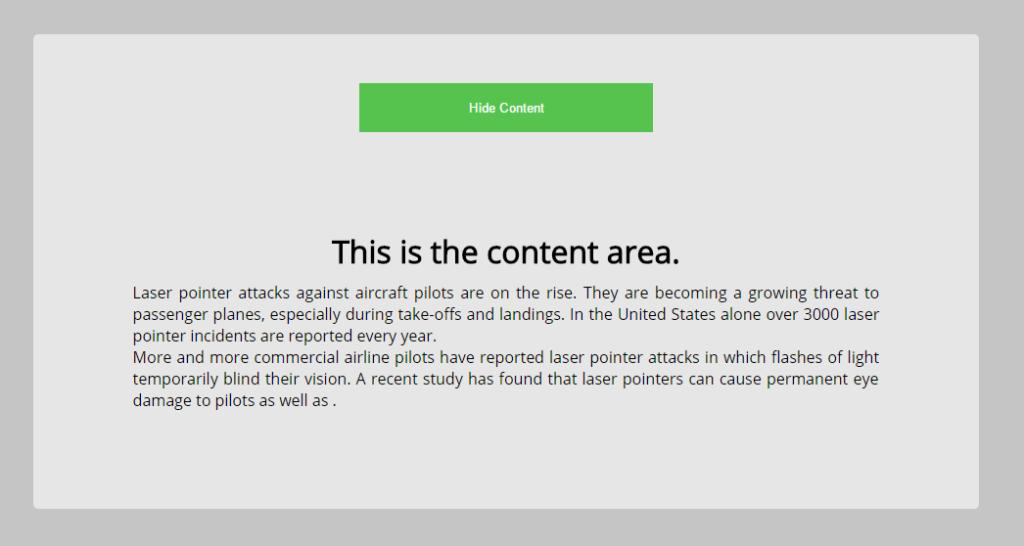 click event screenshort